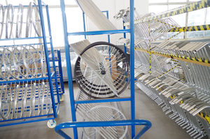 Wheelchair Manufacturing Shop(9)