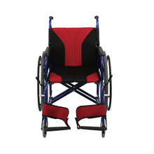 Hospital Lightweight Manual Wheel Chair for Elderly