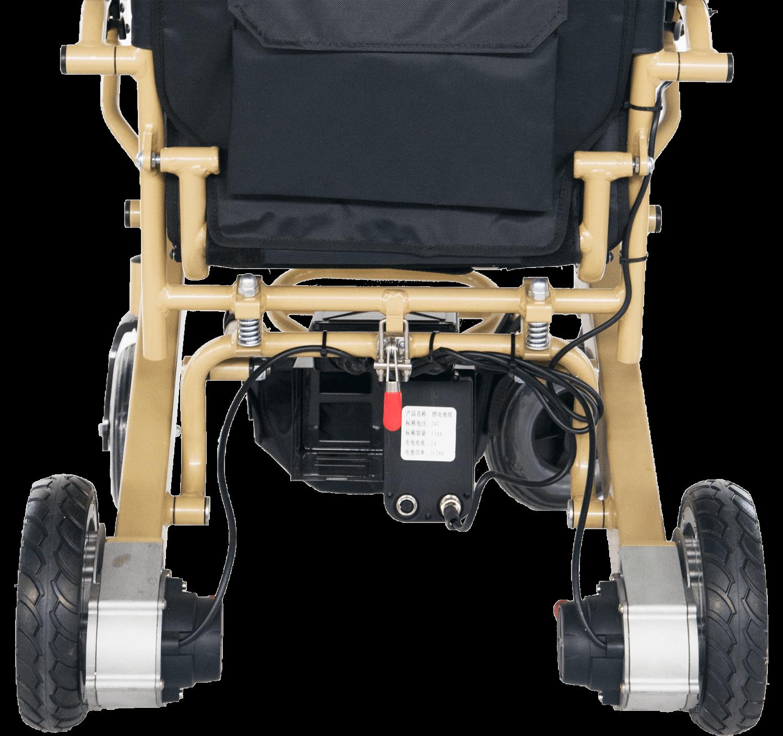 wheelchair motor