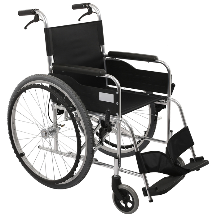 Portable Adults Best Manual Wheelchair for Outdoor Use