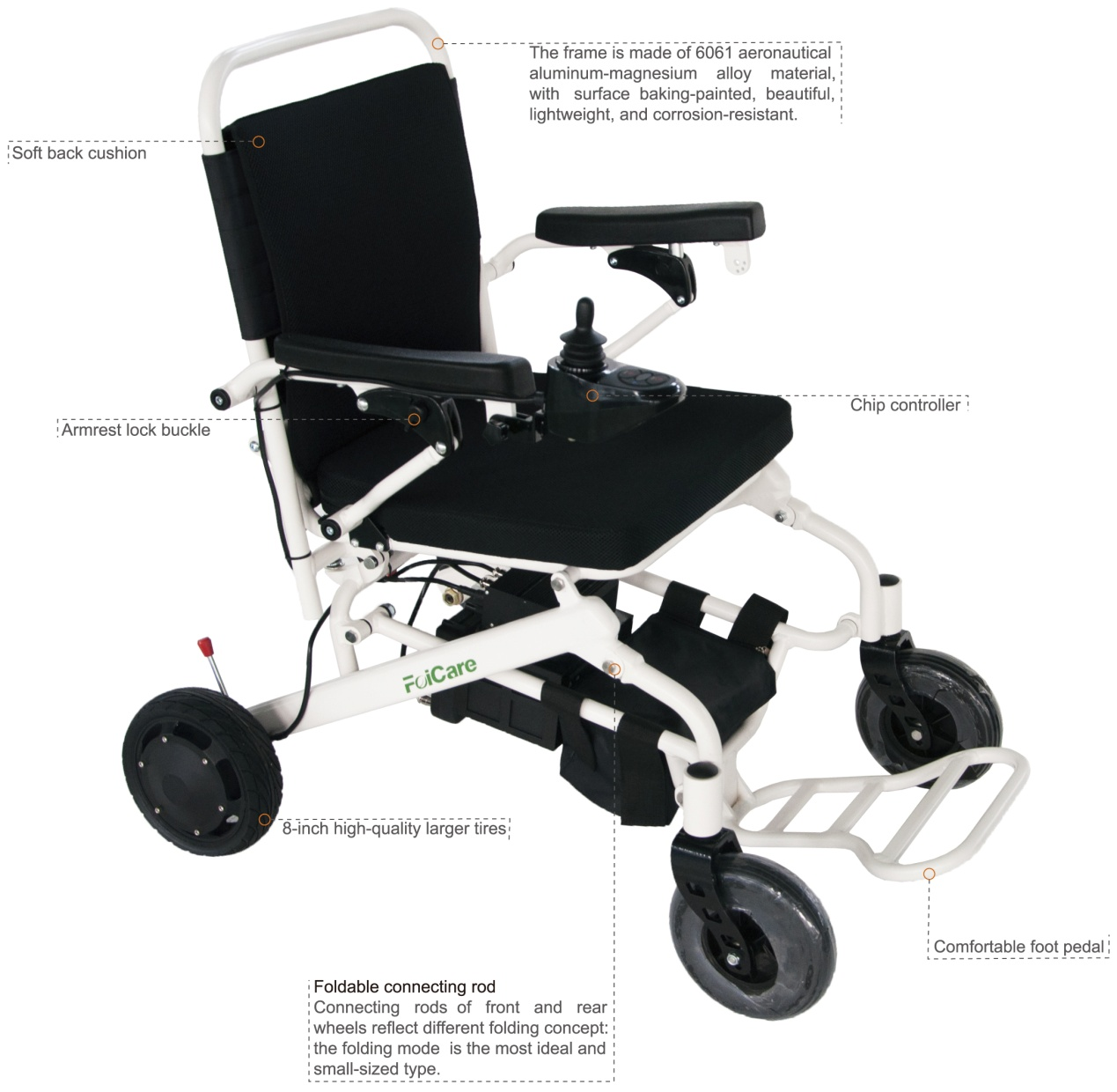 electric wheelchair for adults